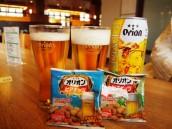2012.2.2ビールとつまみ