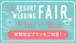 TUTU RESORT WEDDING FAIR